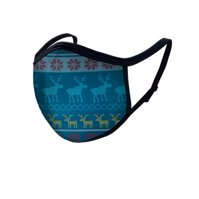 Ugly Sweater 2.0 Mask Filter + Frame Bundle