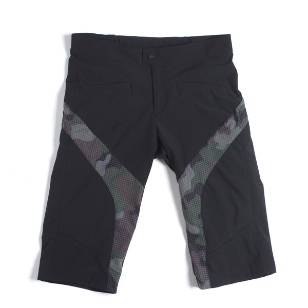 Rondo Men's Loose Fit Short - Black Camo