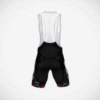 Tour de Cure Men's Evo Bib Short