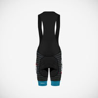 Tour de Cure Men's Helix Bib Short