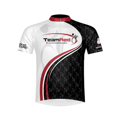 Team Red Cycling Jersey