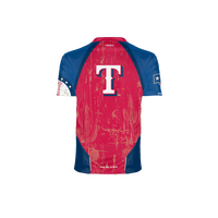 Texas Rangers Men's Henley