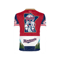 Minnesota Twins Men's Henley