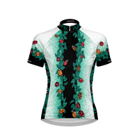 U Bug Me Women's Sport Cut Cycling Jersey