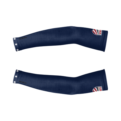 USA Cycling Men's Thermal Arm Warmers