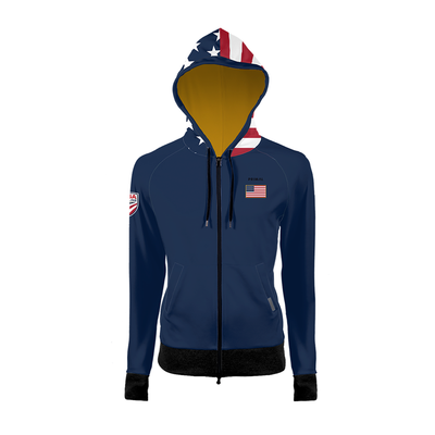USA Cycling Men's Tracer Hoodie