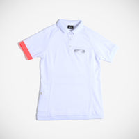 Vaughan Women's Polo - Frost White