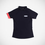Vaughan Women's Polo - Navy Blue