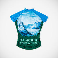 Glacier National Park Women's Sport Cut Jersey