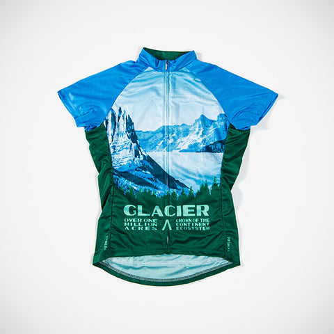 Glacier National Park Women's Jersey