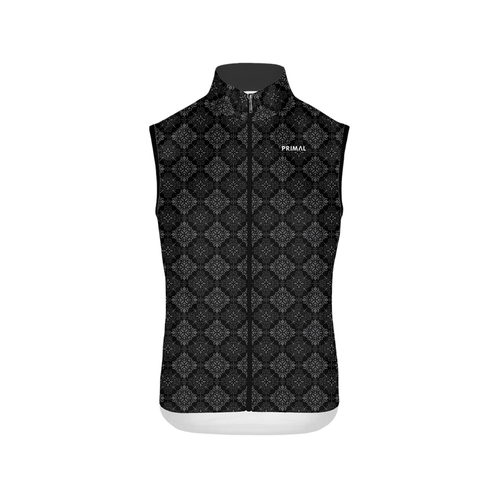 Damasque Men's Race Cut Wind Vest