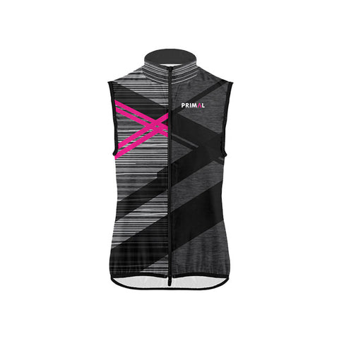 Team Primal Asonic Womens Wind Vest
