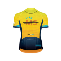 Bike MS Woman's Nexas Cycling Jersey
