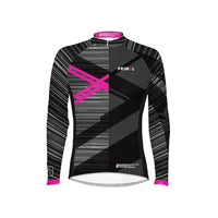 Women's Long Sleeve Race Cut Jersey