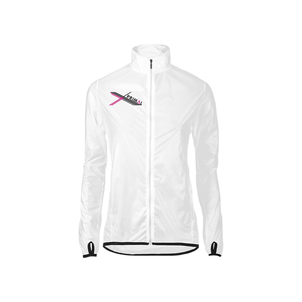 Asonic Women's Race Cut Rain Jacket
