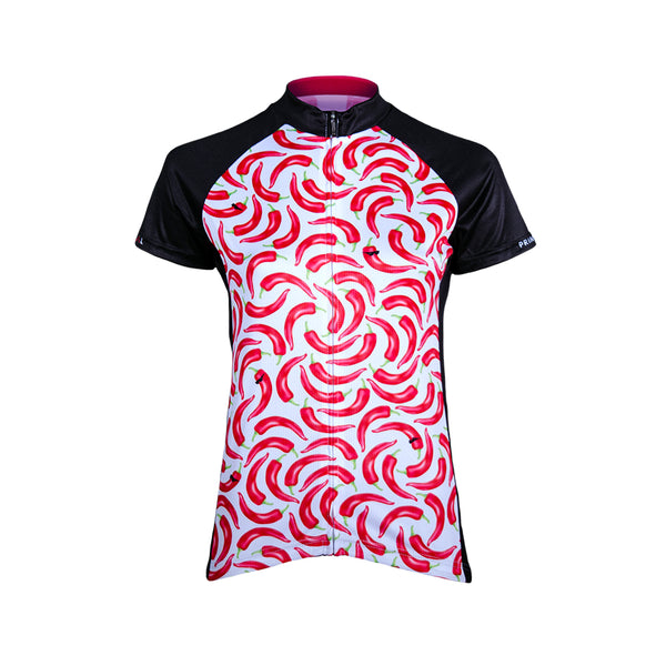 Caliente Women's Sport Cut Cycling Jersey