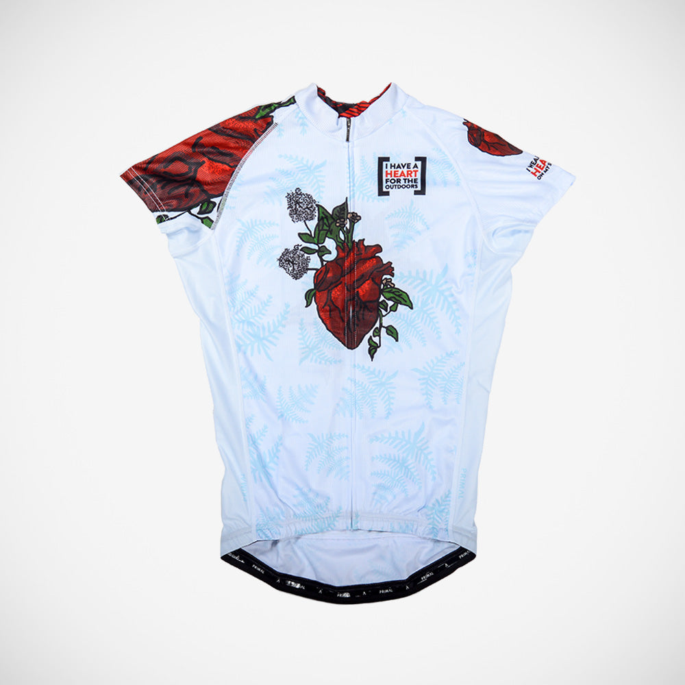 Trail Tale Heart Women's Evo Jersey