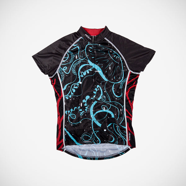 Electric Jelly Women's Cycling Jersey