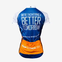 2018 Lockheed Martin Women's Cycling Jersey