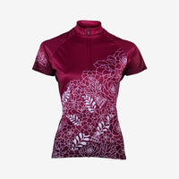 Desert Garden Women's Sport Cut Cycling Jersey