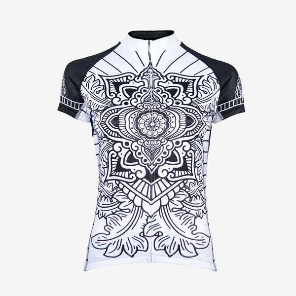 Serenity Women's Evo Jersey - Chrome