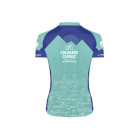 Colorado Classic Inspirational Women's Sport Cut Cycling Jersey