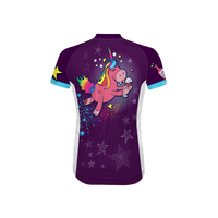 Unicorn Women's Sport Cut Cycling Jersey