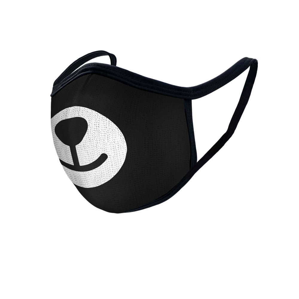 Youth Panda Mask