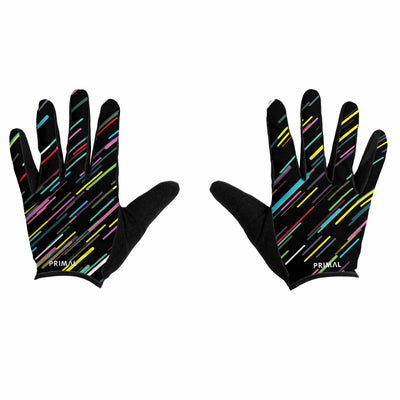 Acid Rain Long Finger Gloves
