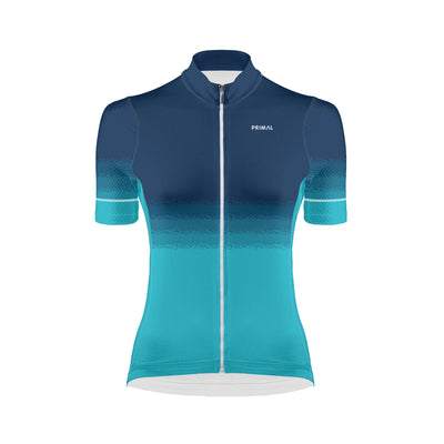 Aqua Women's Helix 2.0 Cycling Jersey