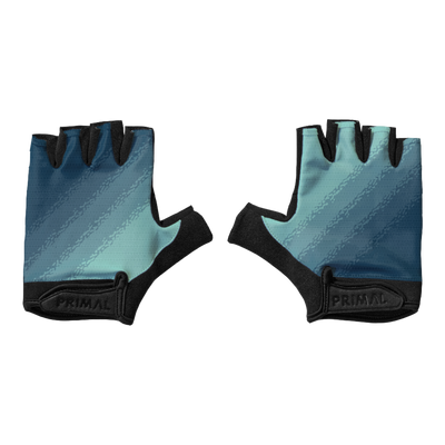 Aqua Short Finger Gloves