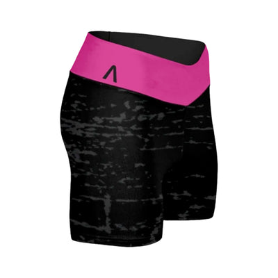 Asphalt Black Women's Envia Spin Shorts