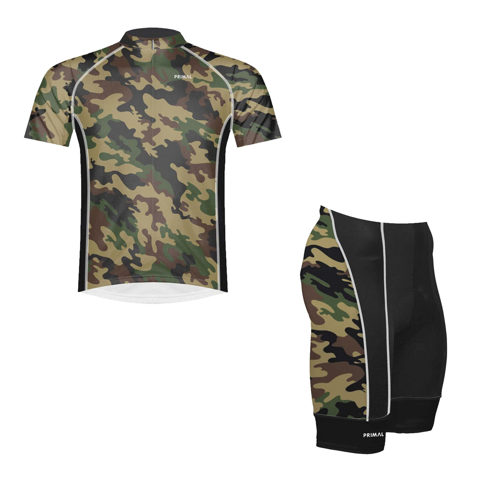 Basic Camo Men's Sport Cut Kit