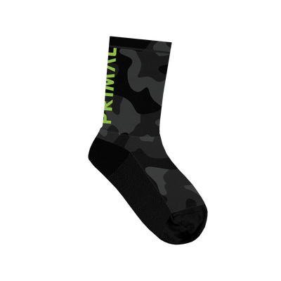 Black Camo Socks