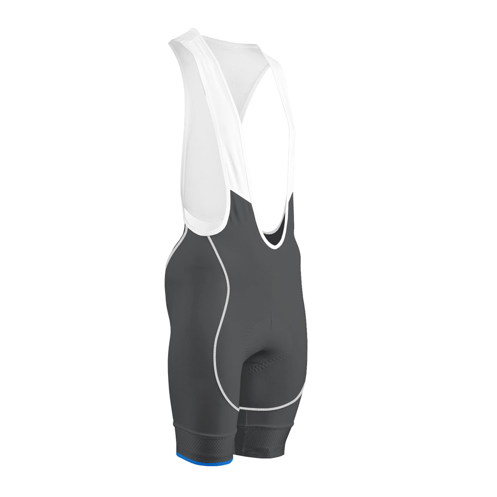 Blu Steel Men's Helix Bib Short
