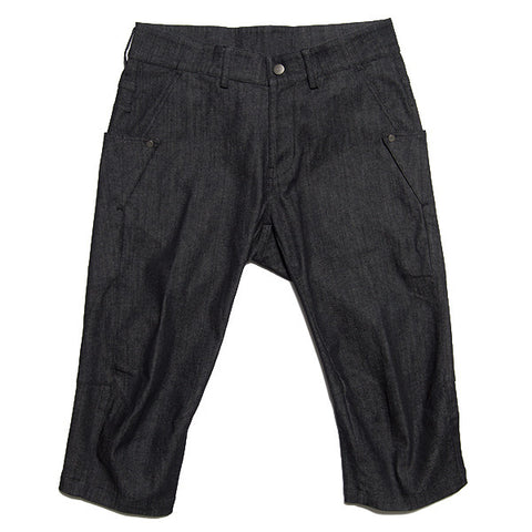 Brubeck Men's Knickers - Black Denim