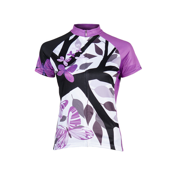 Doyenne Butterfly Effect Women's Sport Cut Cycling Jersey