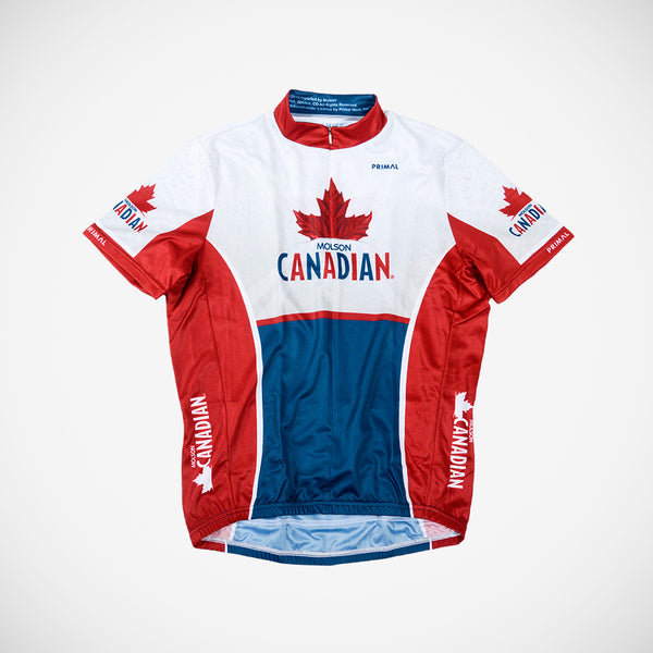 Molson Canadian 2015 Men's Sport Cut Cycling Jersey - Small Only