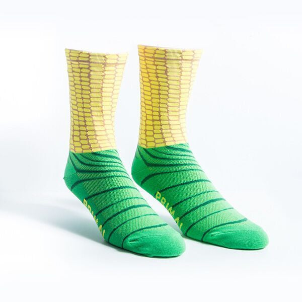 Cob of the Corn Socks