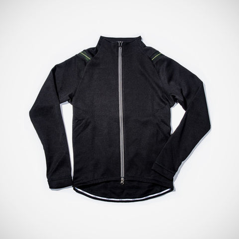 Coltrane Men's Jacket - Jet Black