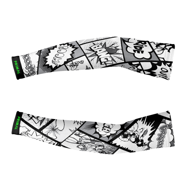 Comic Book Arm Warmers