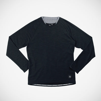 Courante Men's Pullover - Black