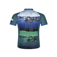 LTD Crater Lake Women's Sport Cut Cycling Jersey