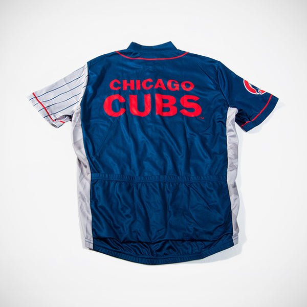 Chicago Cubs Men's Cycling Jersey