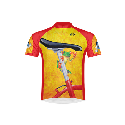 Retro Easy Rider Men's Sport Cut Cycling Jersey (3QZ) - 5XLarge Only