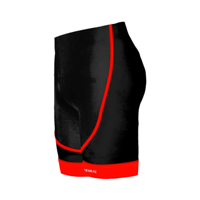 Ebony Men's Red Evo Shorts
