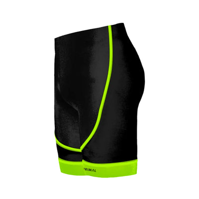 Ebony Men's Green Evo Shorts