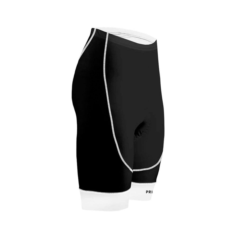 Ebony Women's White Evo 2.0 Shorts