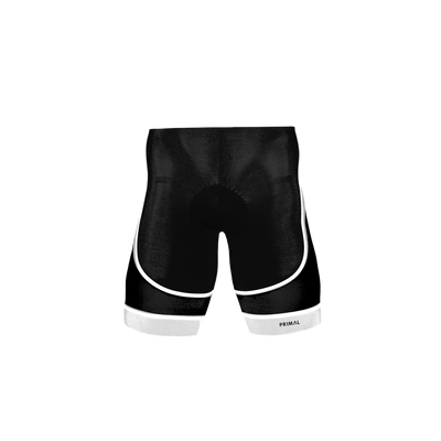 Ebony White Evo Corsa Shorts