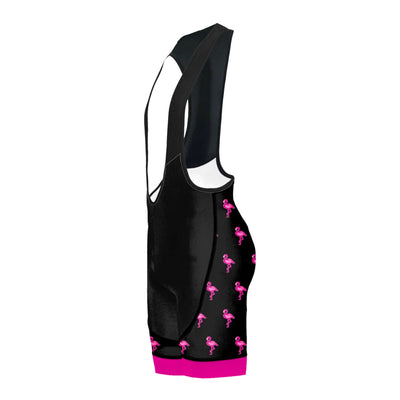 Flamingo Black Women's Evo 2.0 Bibs